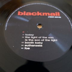 """Blackmail - """"1997-2013"""