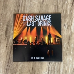 Cash Savage and the Last Drinks - Live at Hammer Hall