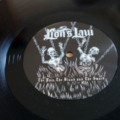 Lions Law - The Pain, The Blood and The Sword