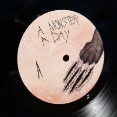 Molly Punch - A Monster A Day Vinyl-LP