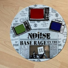Noi!se - Base Rage on the Front Page
