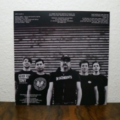 North Alone - Punk is Dad Vinyl-LP