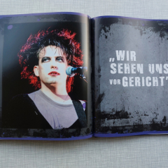 The Cure - Dunkelbunte Jahre