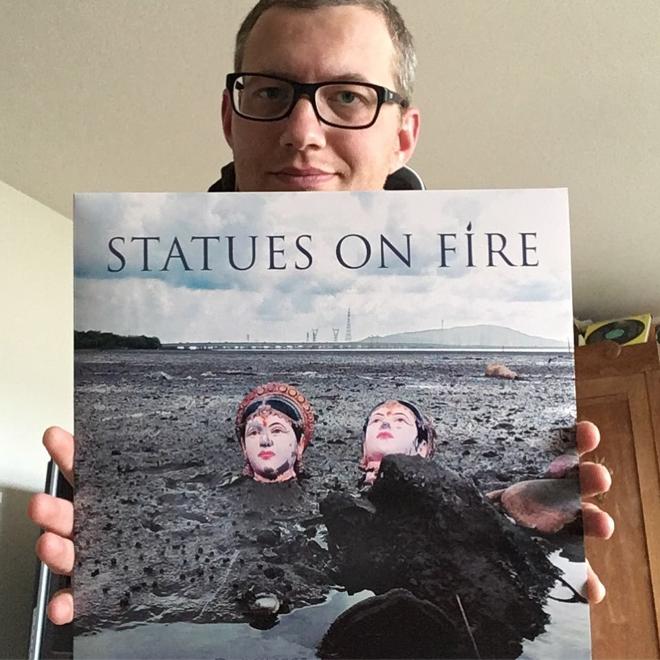 Statues of Fire - Living in Darkness LP 1