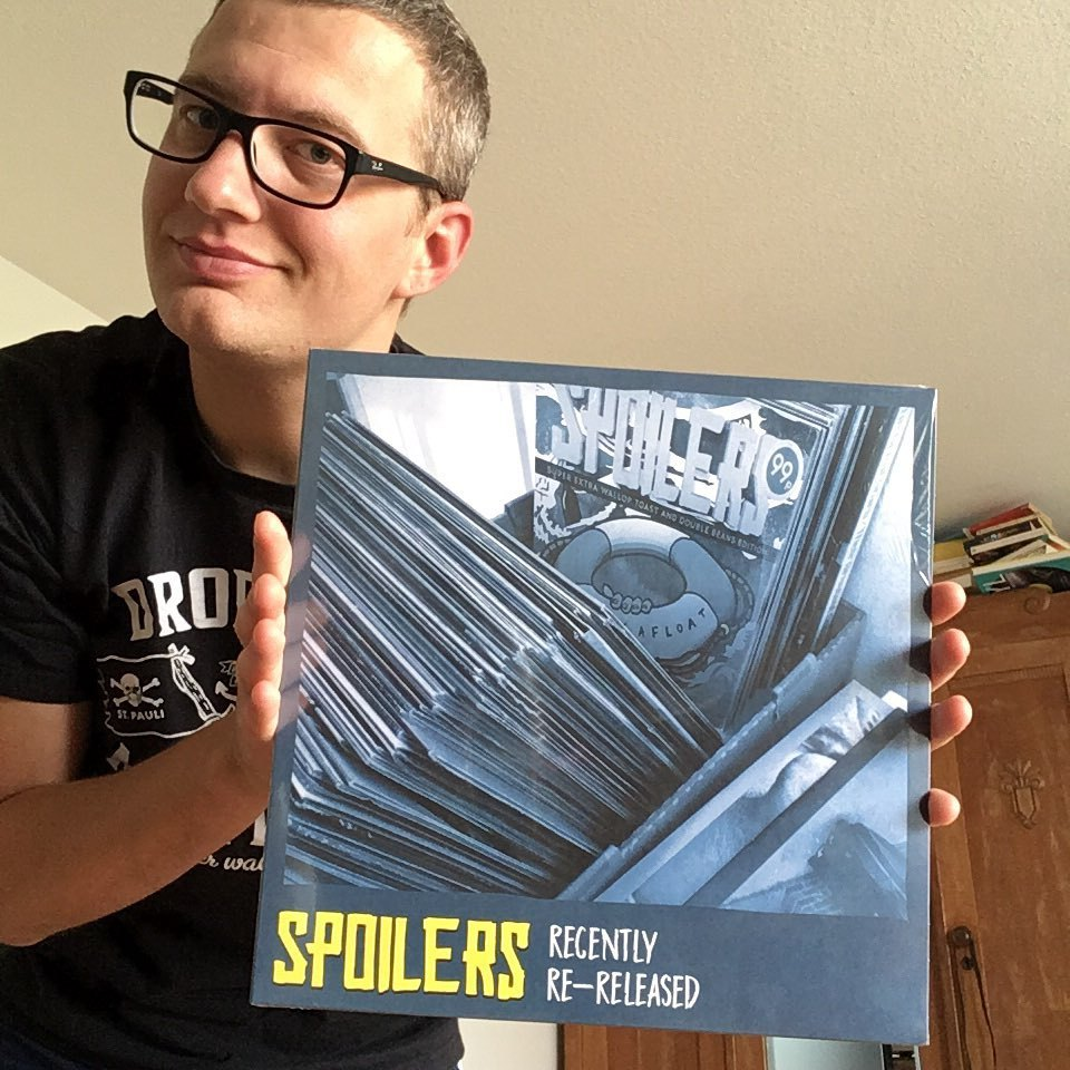 "Spoilers – ""Recently Re-Released"" LP"