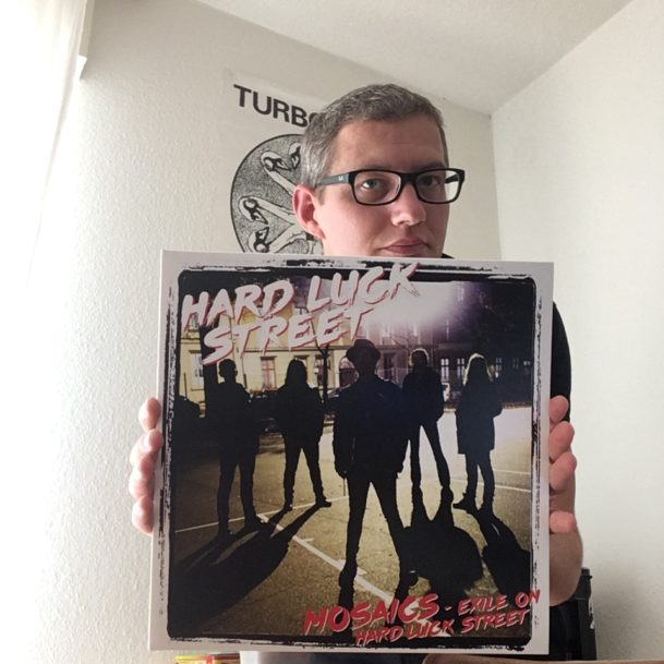 "Hard Luck Street ‎– ""Mosaics - Exile On Hard Luck Street"" Do-LP 8"