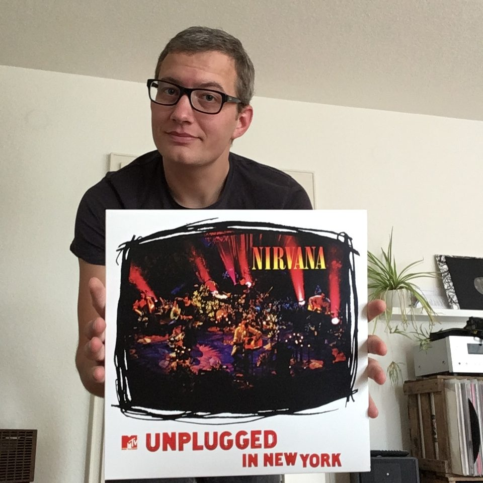 "Nirvana - ""Unplugged in New York"" LP 1"
