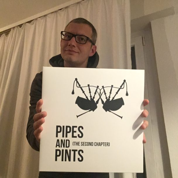 """Pipes and Pints - """"The second Chapter"""" LP 14"""