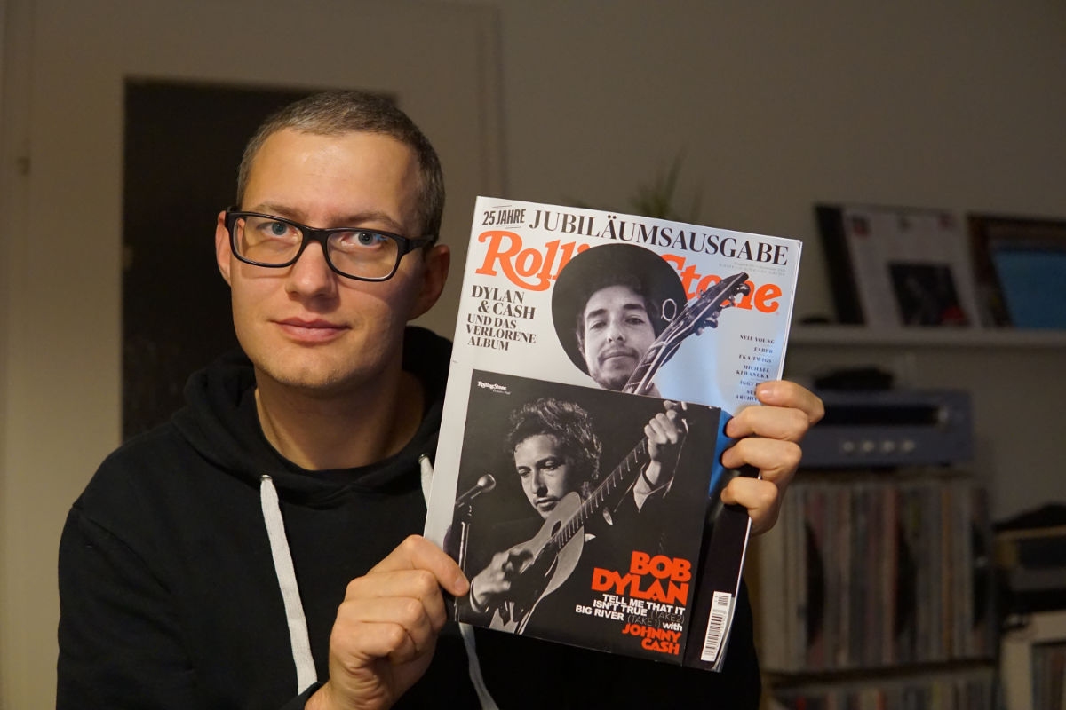 25 Jahre Rolling Stone Magazin