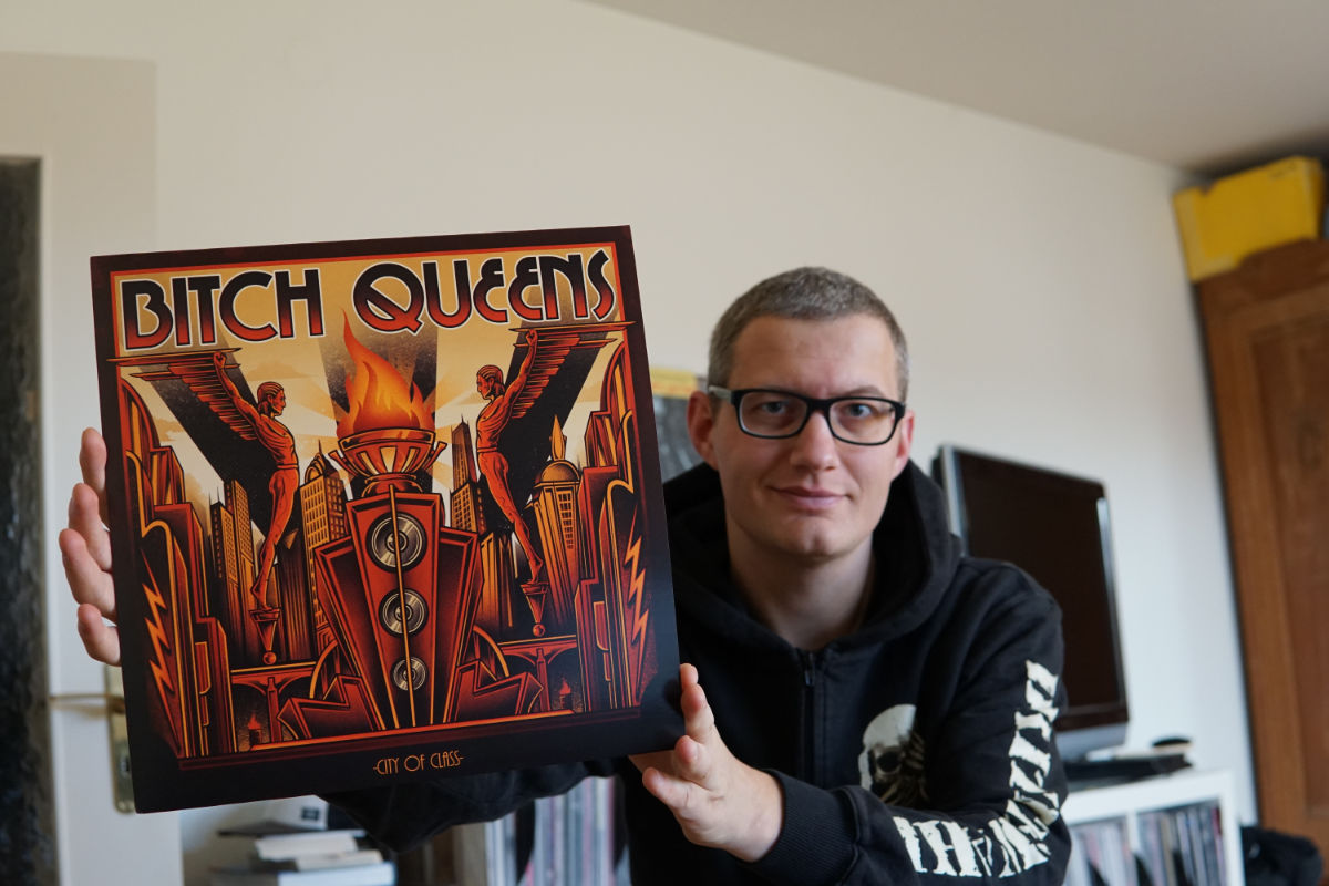 "Bitch Queens - ""City of Class"" LP 1"