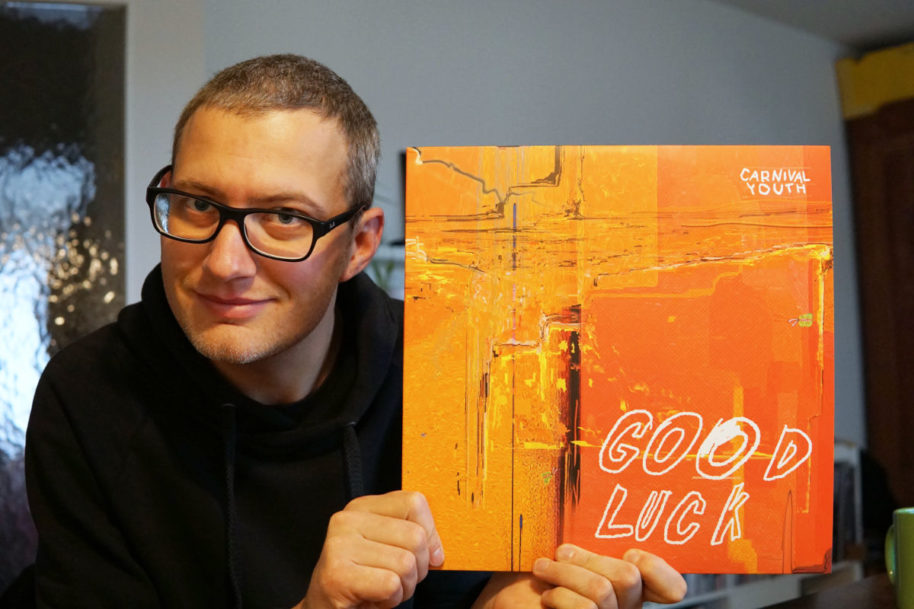 Carnival Youth - Good Luck LP