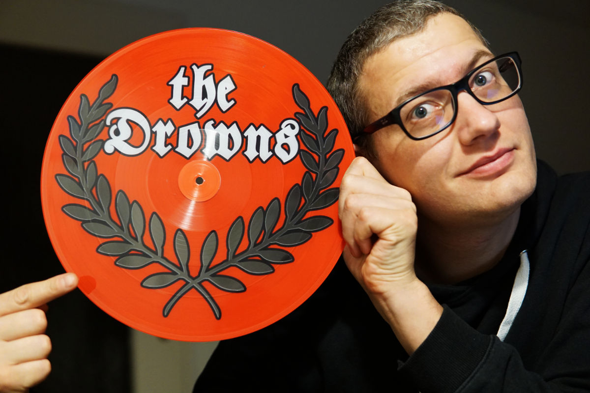 The Drowns - Maxi Single 2019
