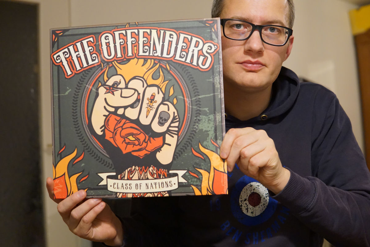 The Offenders - Class of Nations LP