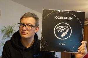 100Blumen - Das Ende Vinyl-LP