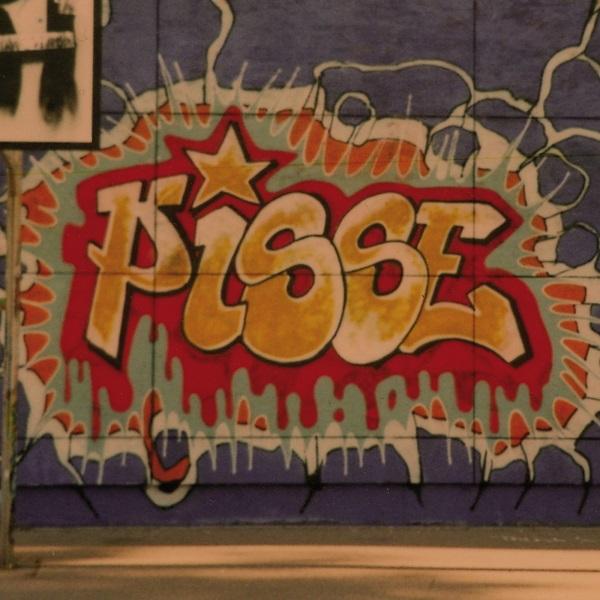 Pisse - same Vinyl-LP