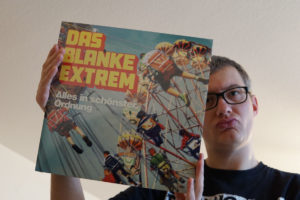Das Blanke Extrem - Alles in schönster Ordnung Vinyl-LP