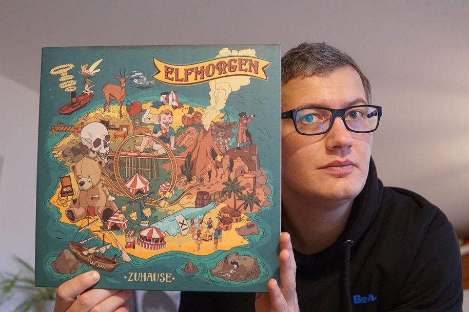 "Elfmorgen - ""Zuhause"" Vinyl-LP"