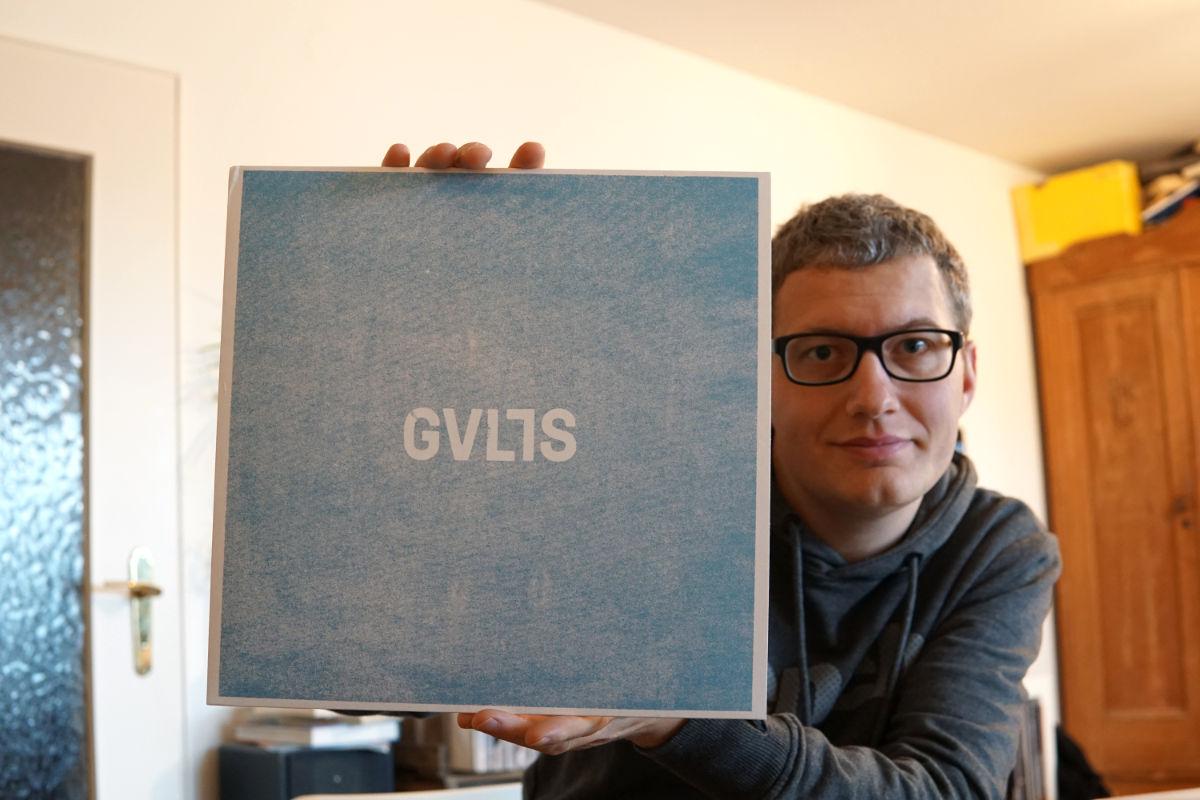 GVLLS - Same Vinyl EP