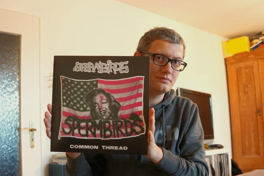 Spermbirds - Common Thread Vinyl-LP