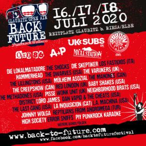 Back to Future Festival 2020