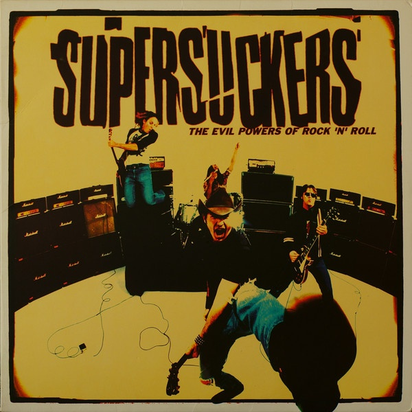 Subersuckers - evil powers of rock ´n´ roll Vinyl-LP