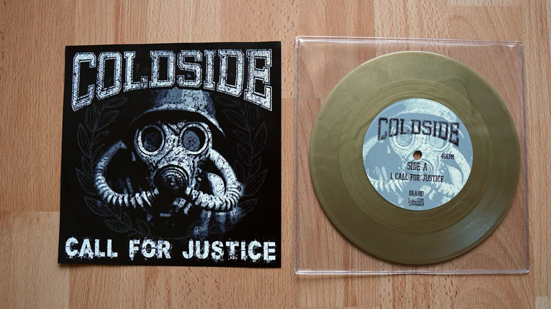Coldside - Call for Justice 7inch