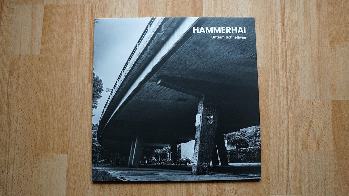 Hammerhai - Unterm Schnellweg Vinyl-LP