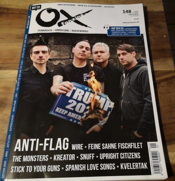 OX Fanzine #148 2