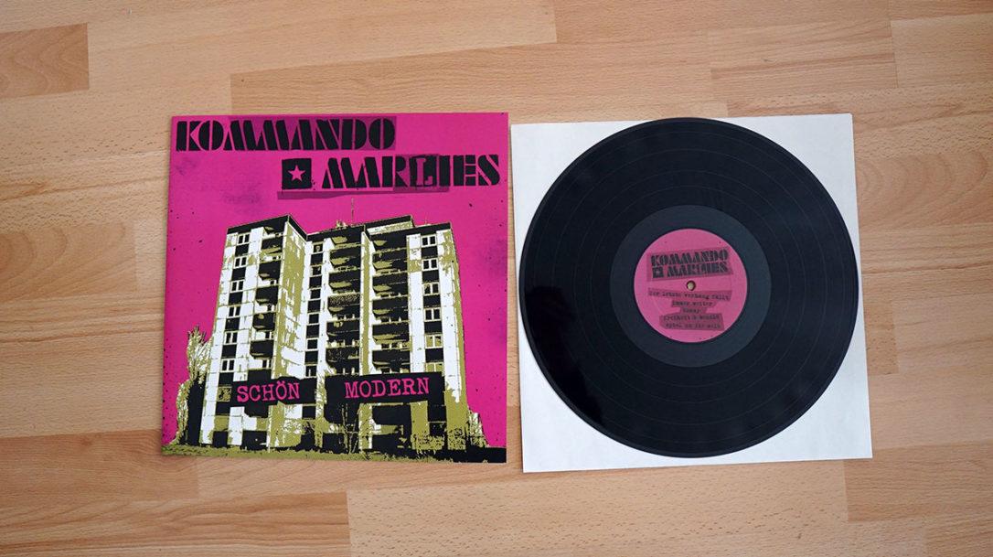Kommando Marlies - Schön Modern Vinyl-LP