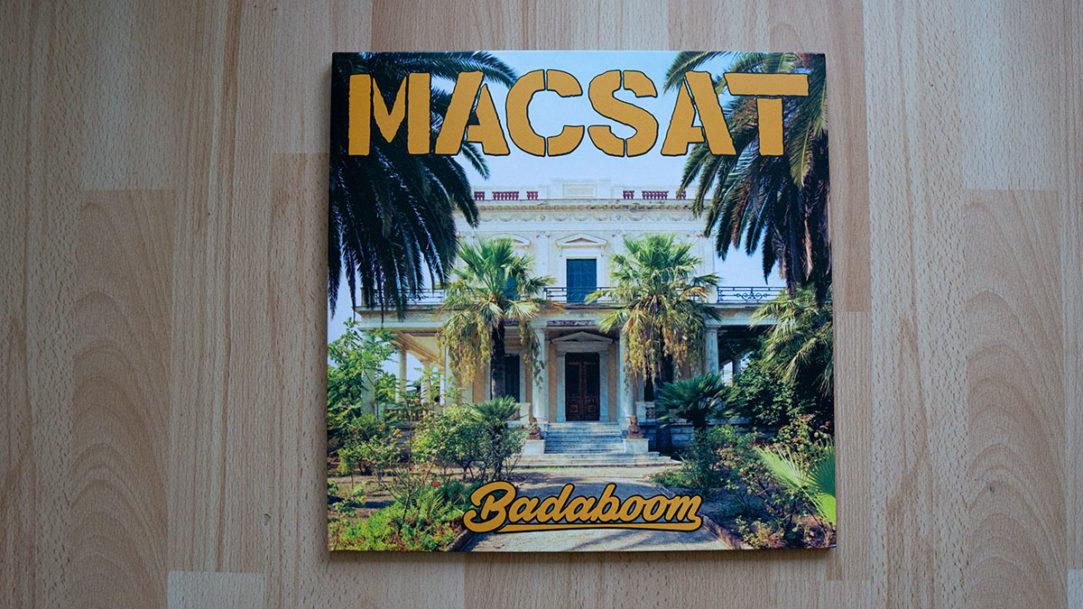 Macsat - Badaboom Vinyl-LP