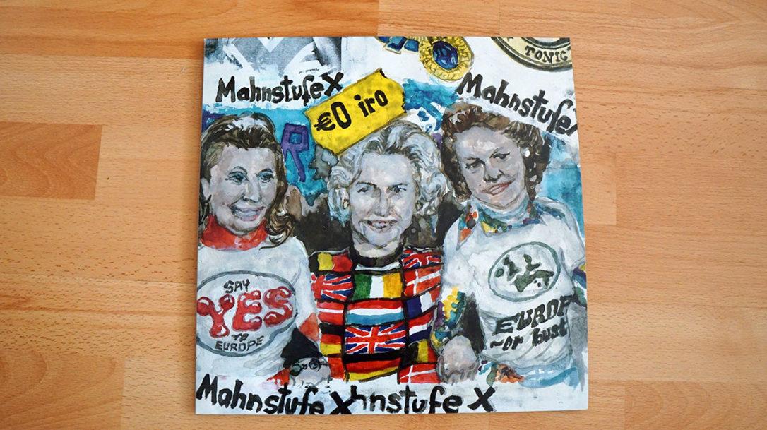 OIRO - Mahnstufe X Vinyl-LP