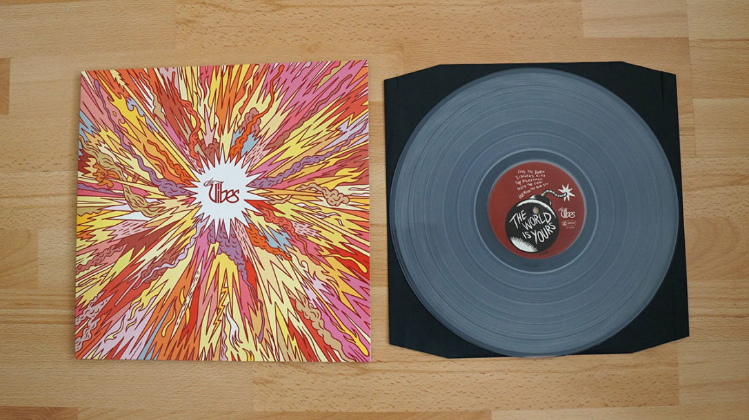 The Vibes - The World is yours Vinyl-LP