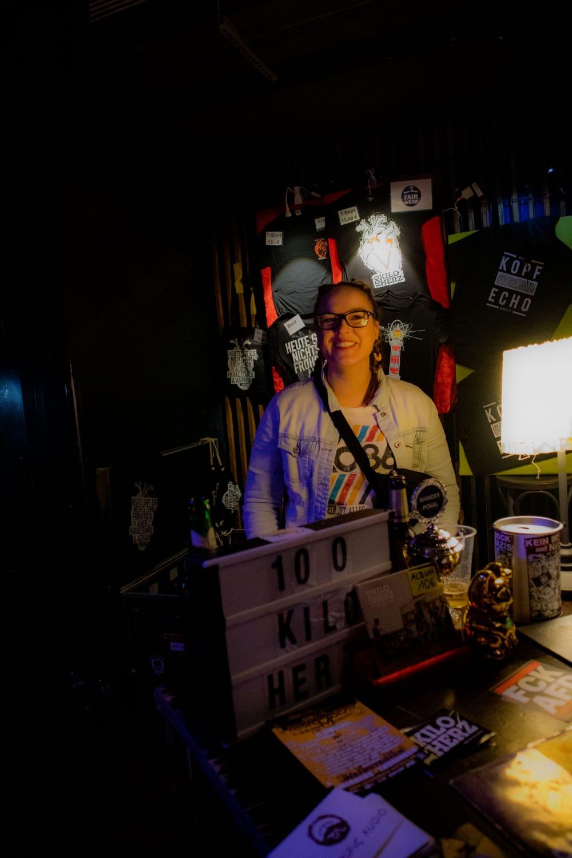 Frauen im Musikbusiness - Jette aus Berlin an der Knipse 9
