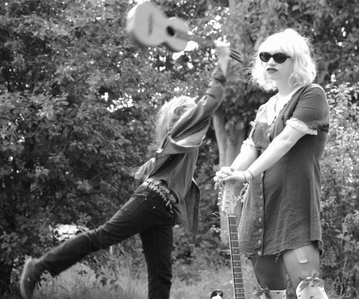 """Frauen im Musikbusiness - Tarcy von """"Fight Like A Grrrl Booking"""" 2"""