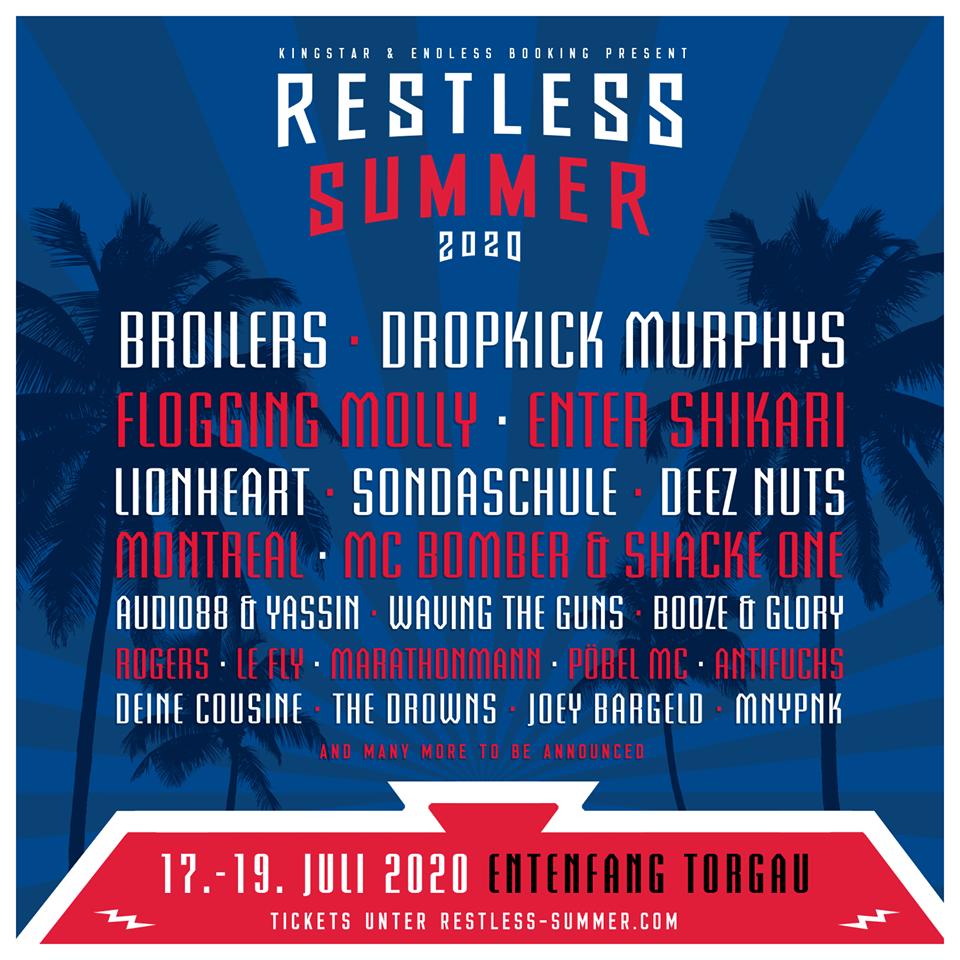 Restless Summer Festival 2020