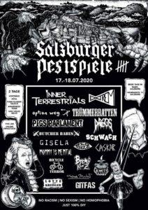 Salzburger Pestspiele 2020