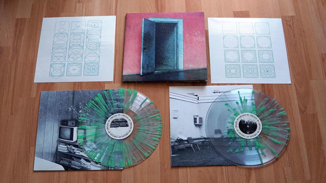 Caspian - On Circle col. Vinyl-LP