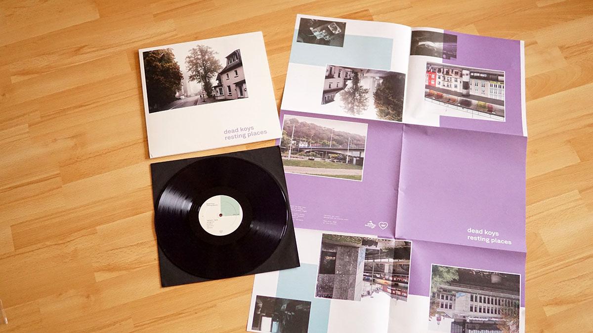 Dead Koys – Resting places col. Vinyl-LP