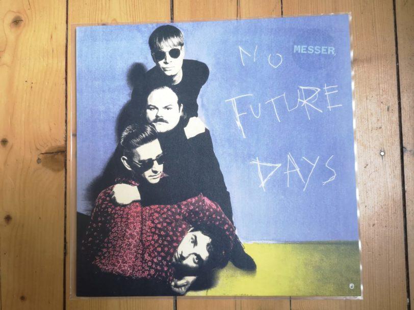 """Messer - """"No Future Days"""" Vinyl-LP 4"""