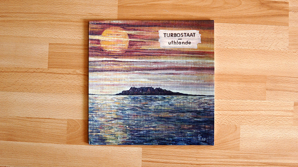 Turbostaat - Uthlande Vinyl-LP