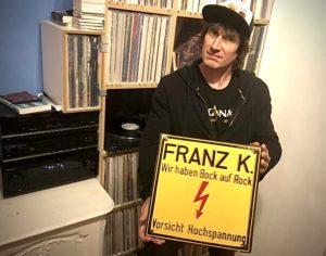 Alex Schwers mit Franz K.