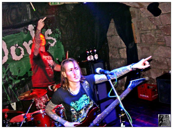 Frauen im Musikbusiness - Lizal von The Dorks