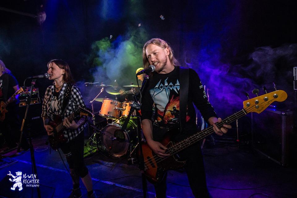 Frauen im Musikbusiness - Lizal von Die Dorks (Copyright Alwin Richter)