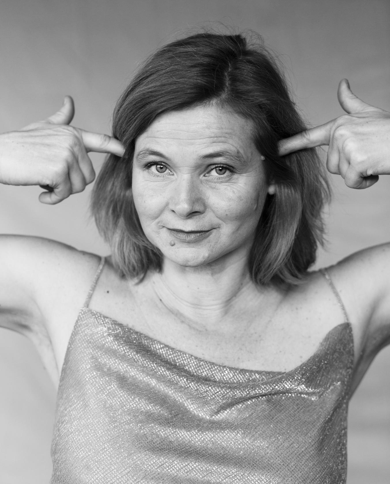 Bernadette La Hengst (Copyright: Jasper Kettner)