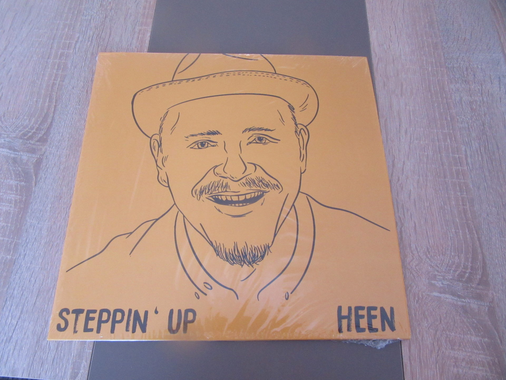 "Heen - ""Steppin Up"" Vinyl-LP 5"