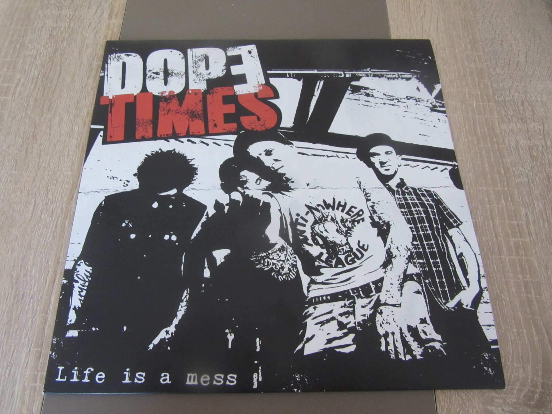 "Dope Times - ""Life Is A Mess"" Vinyl-LP 12"