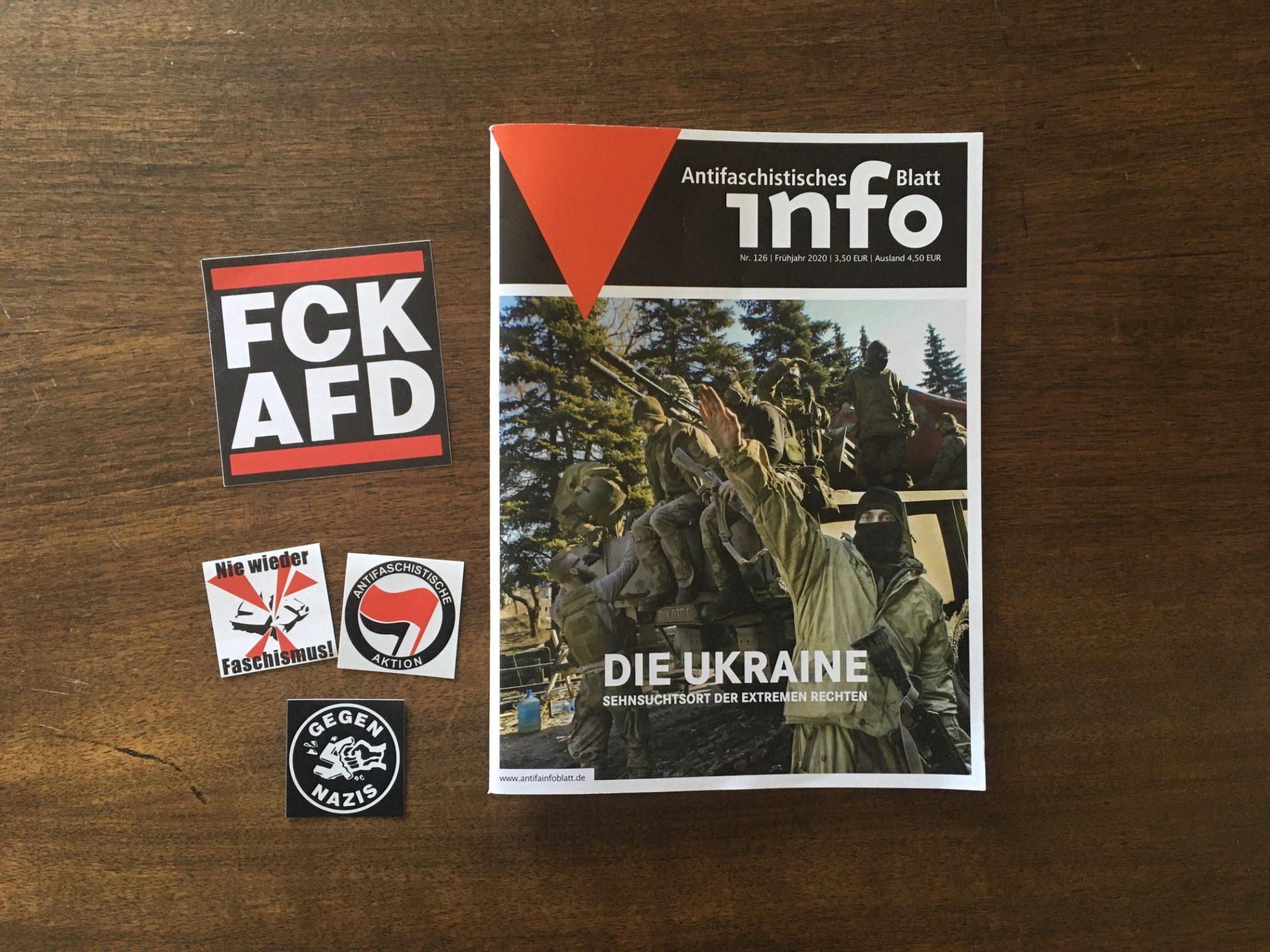 Antifaschistisches Info Blatt 126