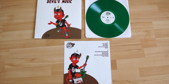 Sloppy Joe´s - Devil´s Music col. Vinyl LP