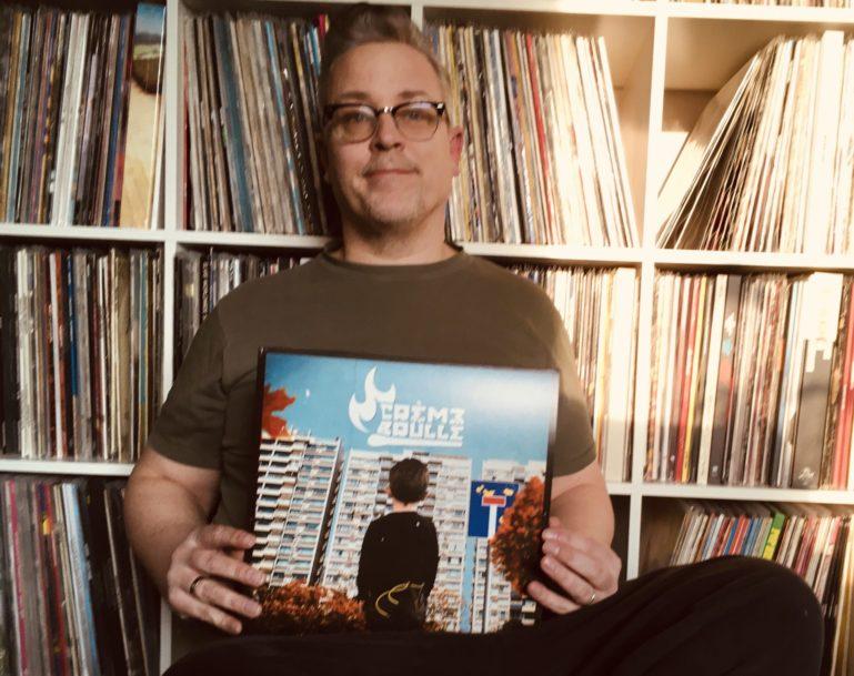 """Crème Brüllé – """"Alles auf Anfang"""" Orange Clear Vinyl LP 2"""