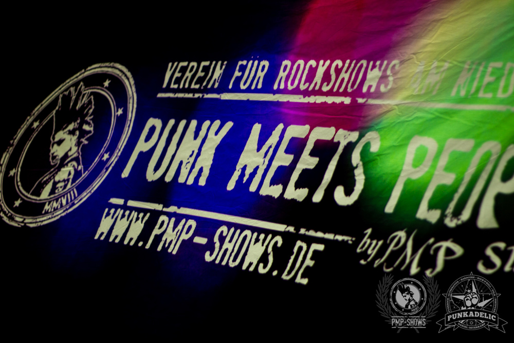 Banner Punk meets People